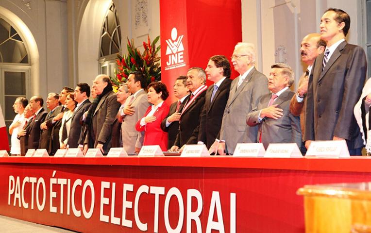 PACTO ETICO ELECTORAL